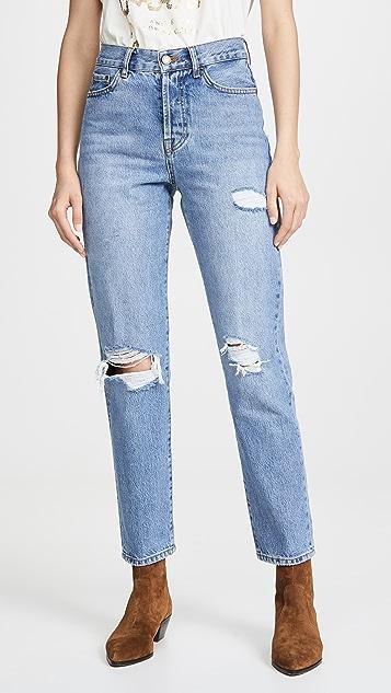 ANINE BING Brenda 牛仔裤