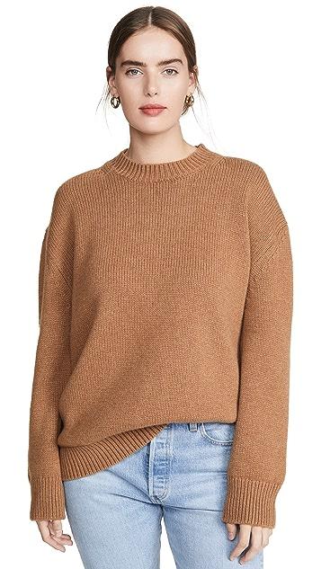ANINE BING Rosie 开司米羊绒毛衣