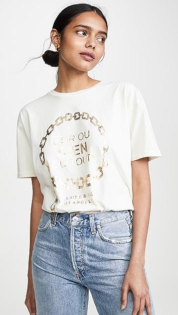 ANINE BING Ringo T 恤