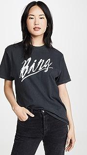 ANINE BING Bing T 恤