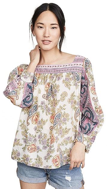 Antik Batik Soleil 女式衬衫