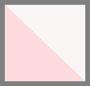 粉色/米色