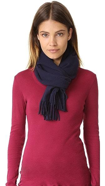 A.P.C. Echarpe 围巾