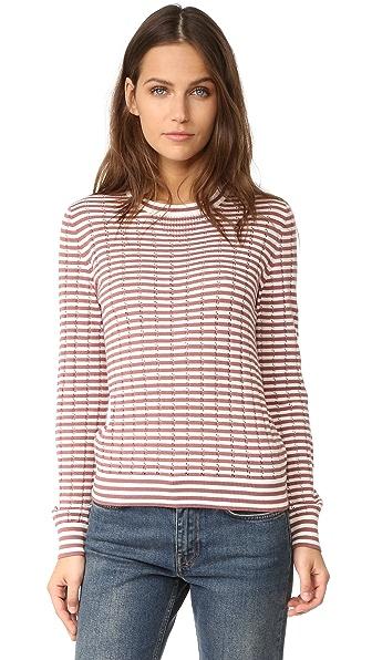 A.P.C. Annabelle 开司米羊绒针织衫