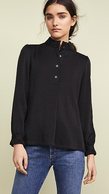 A.P.C.  St Germain 女式衬衫