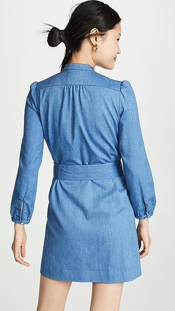 A.P.C.  Alba 连衣裙