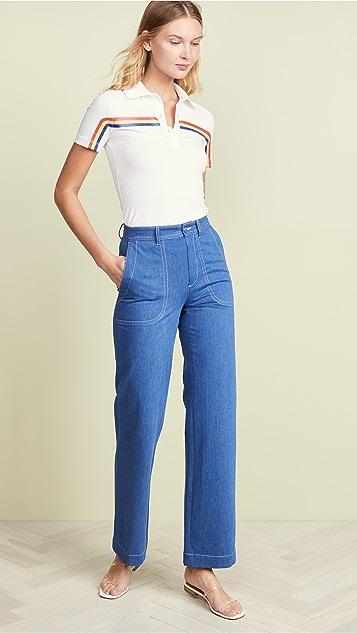 A.P.C.  Seaside 牛仔裤