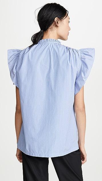 A.P.C.  Suzanne 女式衬衫