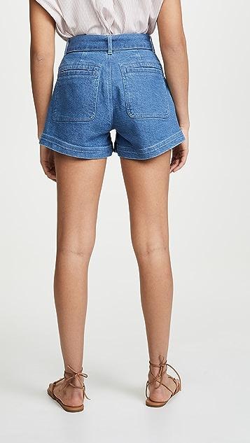 Apiece Apart Merida 短裤