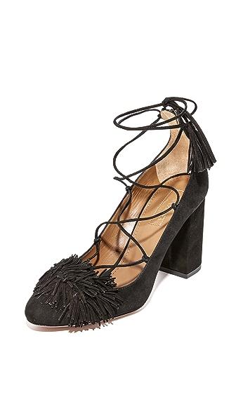 Aquazzura Wild 浅口鞋
