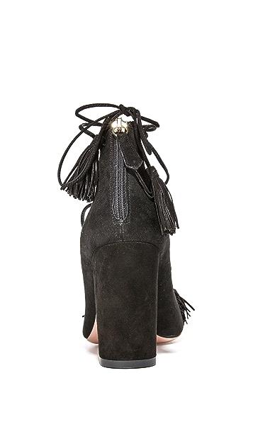 Aquazurra Wild 浅口鞋