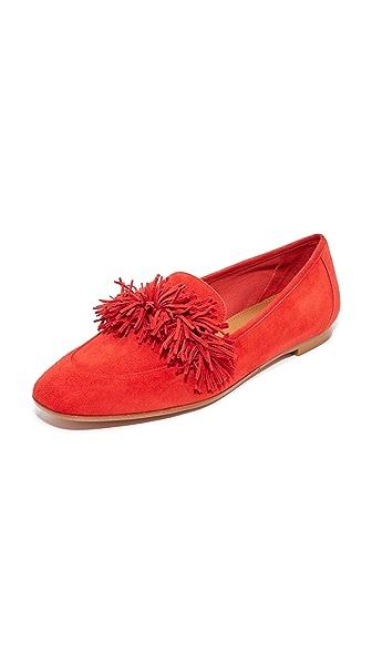 Aquazzura Wild 浅口船鞋