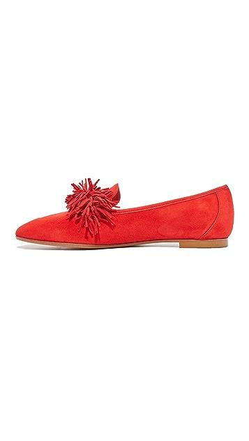 Aquazurra Wild 浅口船鞋