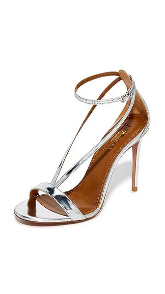 Aquazzura Casanova 105 凉鞋