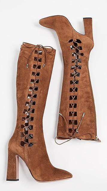 Aquazurra Medina 105 靴子