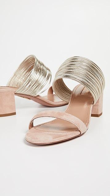 Aquazurra Rendez Vous 凉鞋