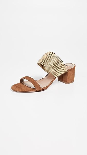 Aquazurra Rendez Vous 50mm 凉鞋