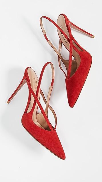 Aquazurra Soul 105mm 浅口鞋