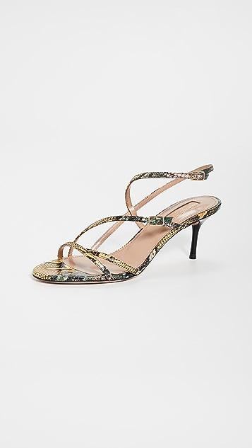 Aquazurra Carolyn 60mm 凉鞋