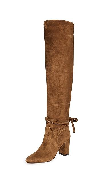 Aquazurra 85mm Milano 靴子