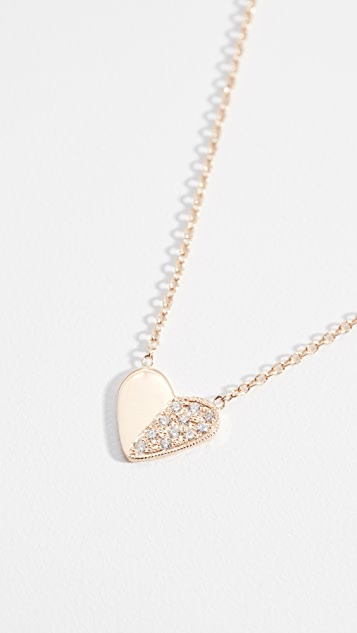 Ariel Gordon Jewelry 14k Close to My Heart 项链