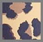 蜂蜜黄豹纹