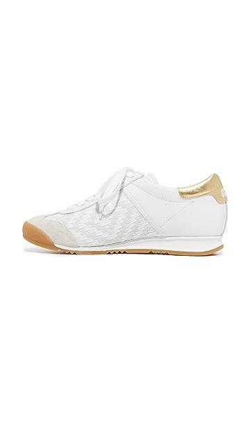 灰 Scorpio 运动鞋