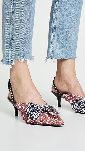Ash Camille 露跟浅口鞋