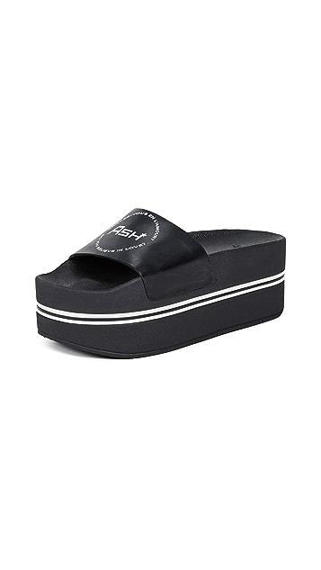 Ash Spot Bis 厚底凉鞋