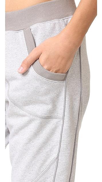 adidas by Stella McCartney Essentials 七分运动裤