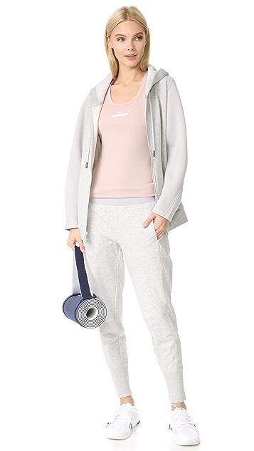 adidas by Stella McCartney Essentials 连帽上衣