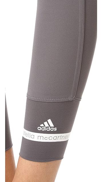adidas by Stella McCartney Performance 八分贴腿裤