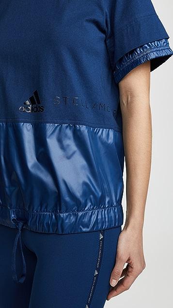 adidas by Stella McCartney 圆领 T 恤