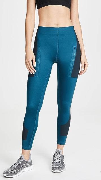adidas by Stella McCartney Fitsense 贴腿裤