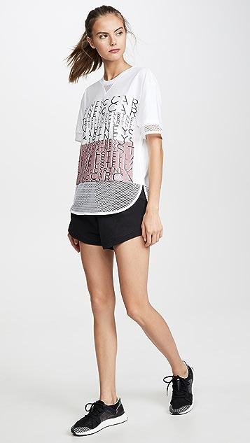 adidas by Stella McCartney 运动短裤