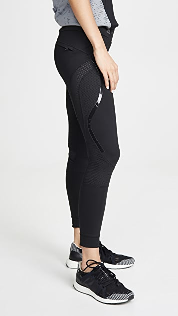 adidas by Stella McCartney 必备贴腿裤