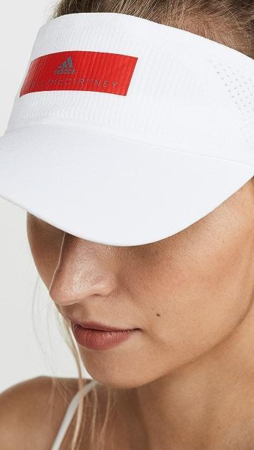 adidas by Stella McCartney 网球鸭舌系带帽