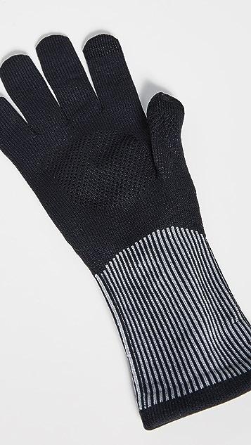 adidas by Stella McCartney Run Gloves 针织