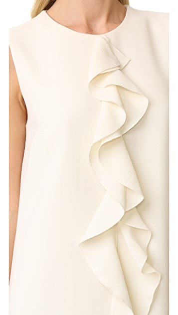 Amelia Toro 无袖直筒连衣裙