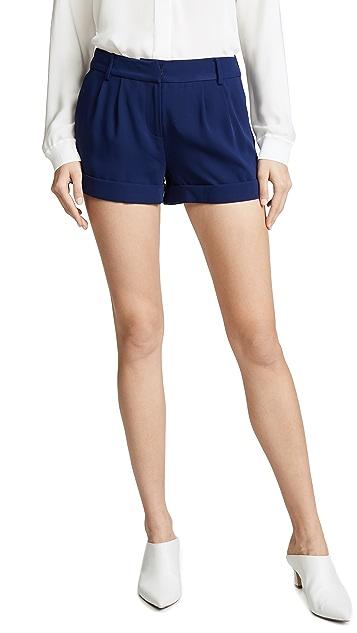 Amanda Uprichard Dixie 短裤