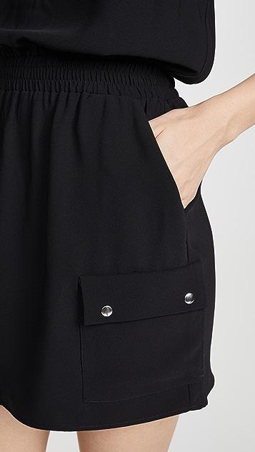Amanda Uprichard 工装裤连衣裙