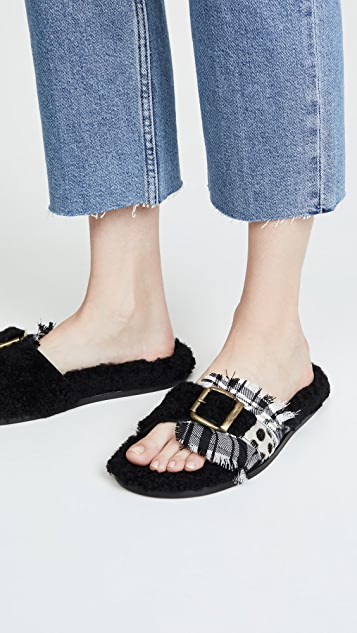 Avec Moderation Kitzbuhel 露趾凉鞋