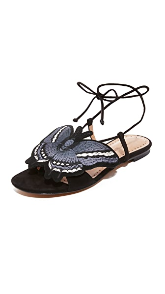 Alexa Wagner 蝴蝶平底鞋