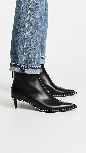Alexander Wang Eri 低帮短靴