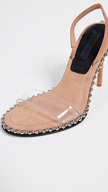 Alexander Wang Nova 凉鞋