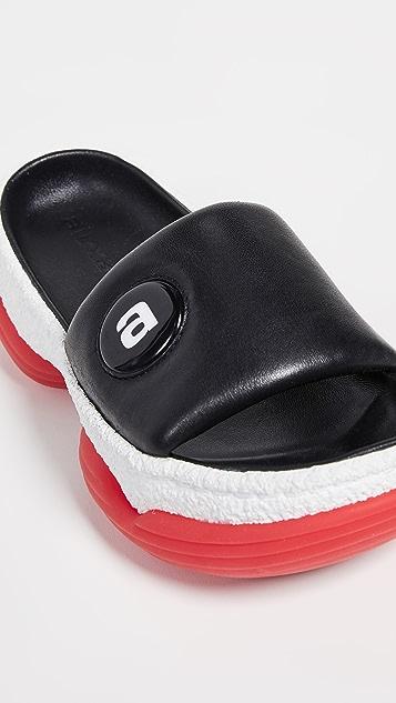 Alexander Wang A1 无跟便鞋