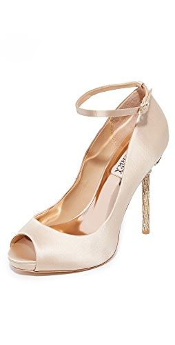 Diego Ankle Strap Pumps style