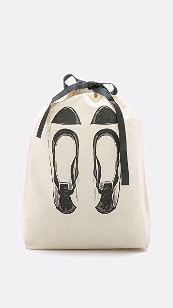 Bag-all 芭蕾舞平底收纳包