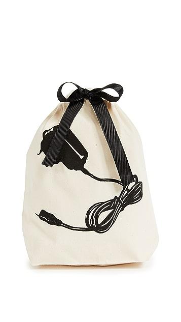 Bag-all 充电器图案小号有型包