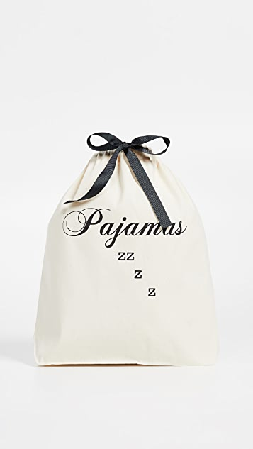 Bag-all Pajamas ZZZ 有型包